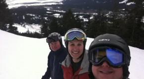 Skiing Alyeska Resort