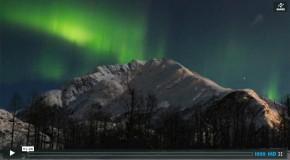 Valdez Aurora Time Lapse