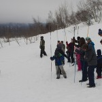 Easter Egg Hunt Using Avalanche Probes