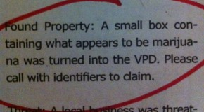 Valdez Police Report 3/30